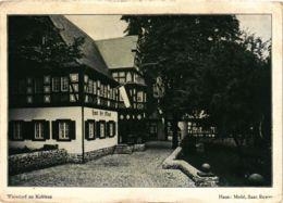 CPA AK Koblenz- Weindorf, Haus Der Mosel GERMANY (904039) - Koblenz