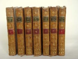 Oeuvres Diverses Du Comte Antoine Hamilton. Londres, 1776. - 1701-1800