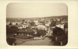 Bulgaria, PLEVEN PLEVNA Плевен, Partial View (1916) RPPC - Bulgarie