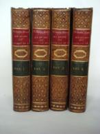Mémoires Anectdote Des Règnes De Louis XIV Et De Louis XV. Lyon, Bruyset, 1806 - 1701-1800