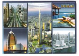 United Arab Emirates - U.A.E. - Dubai - Nice Views + Stamp - Dubai