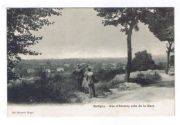 XERTIGNY  VUE D AMEREY PRES DE LA GARE - Xertigny