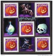 "FR Bloc YT 40 BF "" Halloween "" 2001 Neuf** - Mint/Hinged"