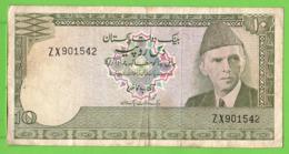 PAKISTAN / TEN RUPEES - Pakistan