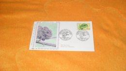 ENVELOPPE FDC DE 1971.../ CAMELEON DE LA REUNION...CACHETS 974 L'ETANG SALE + TIMBRE - Altri