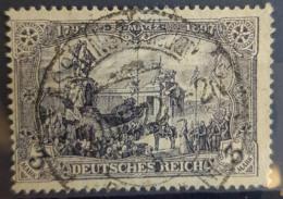 DEUTSCHES REICH 1905 - Canceled - Mi 96A I - 3M - Gebruikt