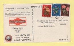 Carte Plasmarine Ionyl - En Chine - Sur Les Traces De Marco Polo - Briefe U. Dokumente