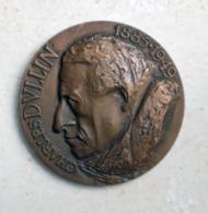 MEDAILLE Charles DULLIN Par Collamarini - Editions De La Monnaie De Paris - Francia