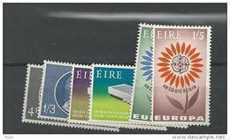 1964 MNH Ireland, Eire, Irland Year Collection, Postfris - Irlanda
