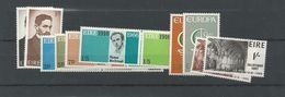 1966 MNH Ireland, Eire Year Collection, Postfris - Irlanda