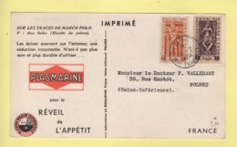 Carte Plasmarine Ionyl - Inde - Sur Les Traces De Marco Polo - Briefe U. Dokumente