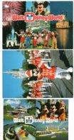 Walt Disney World 3 Stuks/pcs - Disneyworld