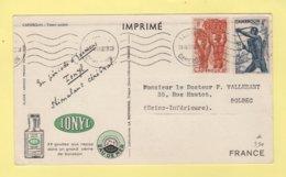 Carte Plasmarine Ionyl - Cameroun - Kamerun (1915-1959)