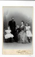 Photo Ancienne De16 Cm Sur 11 Cm Photographe Verviers - Ancianas (antes De 1900)