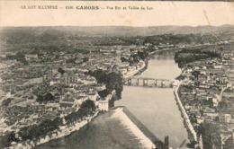D46  CAHORS  Vue Est Et Vallée Du Lot ( éditeur Girma ) - Cahors
