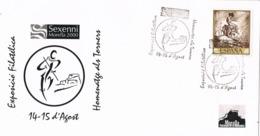 34367. Carta MORELLA (Castellon)  2000. Sexenni. Bailes Torneros. TORNERS. Musica Medieval - 1931-Hoy: 2ª República - ... Juan Carlos I