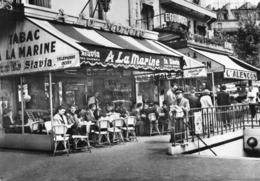 PARIS - Boulevard De Montparnasse, Tabac à La Marine, Animée - PHOTO - Distretto: 06