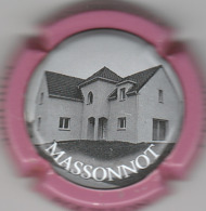 CAPSULE DE CHAMPAGNE Massonnot Ctr Rose - Sonstige