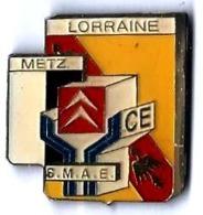 CITROEN - C39 - LORRAINE - METZ - CE SMAE - Verso : EMC - Citroën