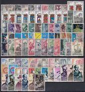 ESPAÑA 1964 Nº 1541/1630 AÑO NUEVO COMPLETO CON ESCUDOS,90 SELLOS - Años Completos