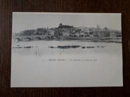L24/138  DECIZE - Nord-Est . Vue Générale - La Loire En Crue - Decize