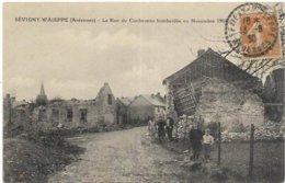 08. SEVIGNY WALEPPE.  LA RUE DU COCHENEAU - Other Municipalities