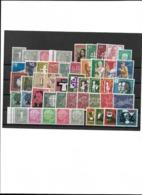Briefmarken Bund Postfrisch 50/60. Jahre - Unclassified