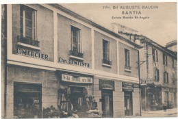 BASTIA - 11 Bis, Boulevard Auguste Gaudin , Entrée Montée St Angelo - Bastia