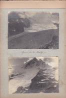 8 Photographies  La Grave La Meige Ensemble De 8 Photographies De Particulier Toutes Situés RARE ( Ref 191180) - Lieux