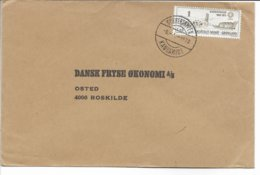 Greenland -Cover Sent To Denmark 1978.  # 774 # - Covers & Documents