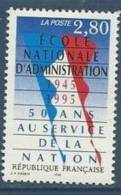 "FR YT 2971 "" Ecole Nationale D'Administration "" 1995 Neuf** - France"