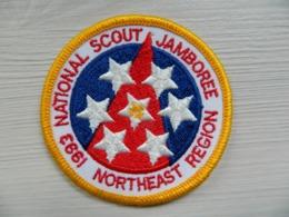 Ecusson Insigne - Scout - Scoutisme - Boy Scouts - 1993 National Scout Jamboree Northeast Region - BADEN POWELL - Scoutisme