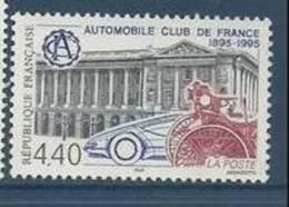 "FR YT 2974 "" Automobile Club De France "" 1995 Neuf** - Unused Stamps"