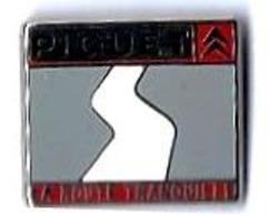 CITROEN - C22 - PIGUET - LA ROUTE TRANQUILLE - Verso : SM - Citroën