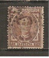 España/Spain-(usado) - Edifil  177 - Yvert  166 (o) - Usados