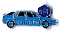 CITROEN - C23 - AGF - CITROEN - Verso : SM - Citroën