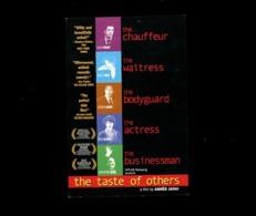 The Taste Of Others Le Goût Des Autres Jaoui Movie Film   Usa - Affiches Sur Carte