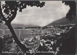 Castellamare Di Stabia - Panorama Dalla Circonvallazione - H5805 - Castellammare Di Stabia