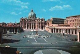 ROMA-PIAZZA S. PIETRO - San Pietro
