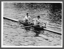 PHOTO PRESS - HENLEY REGATTA -  BOATING - AVIRON - CANOTTAGGIO - 1954 - Sport