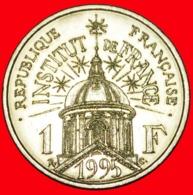 + INSTITUT DE FRANCE 1795-1995: FRANCE ★ 1 FRANC UNC MINT LUSTER! LOW START ★ NO RESERVE! - H. 1 Franco