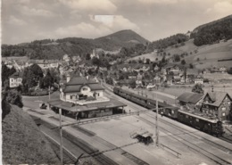 A/1 - CARTOLINA - TOGGENBURG - SVIZZERA - TRENO - VIAGGIATA - Switzerland
