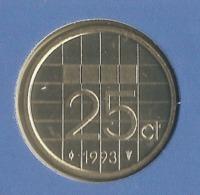 1993 * 25 Cent  Uit FDC-SET  * NEDERLAND * - 1980-…: Beatrix