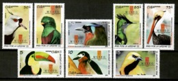 Cuba 2011 / Birds MNH Vögel Aves Oiseaux Uccelli / Cu12336  C3-7 - Pájaros