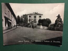 Cartolina Agliate Brianza - Priv. Salumeria E Trattoria A. Brambilla - 1962 - Milano