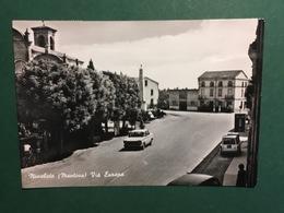 Cartolina Nuvolato - Mantova - Via Europa - 1967 - Mantova