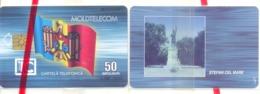 1994. Moldova - CHIP - 50 IMP, 09/1994, RR BLISTER - Moldova