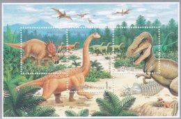 Corée Du Nord BF 377 MNH 2000 Préhistoire - Briefmarken