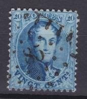 N° 14 A  :  85 COMINES COBA  +15.00 - 1863-1864 Medallones (13/16)