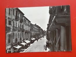 Cartolina Asti - Corso V. Alfieri - 1962 - Asti